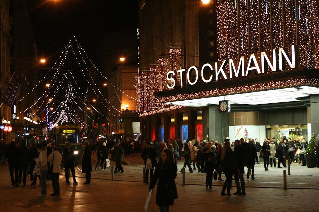 Stockmann ist das KadeWe Helsinkis