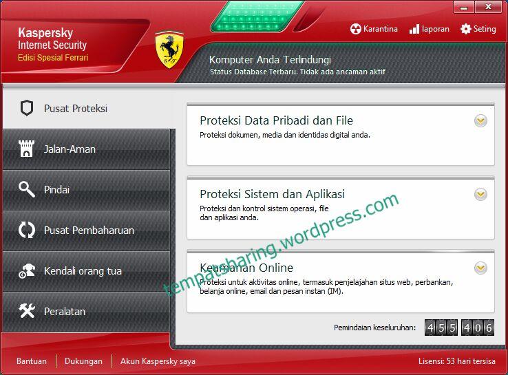 Skin Ferrari ID