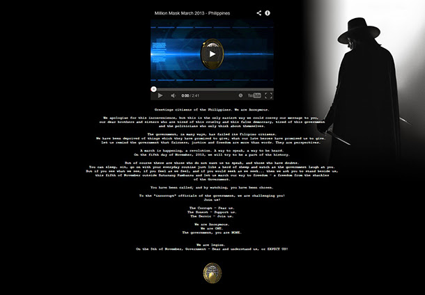 Government Websites hacked