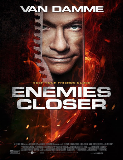 Enemies Closer (2013) [DVD-Rip]
