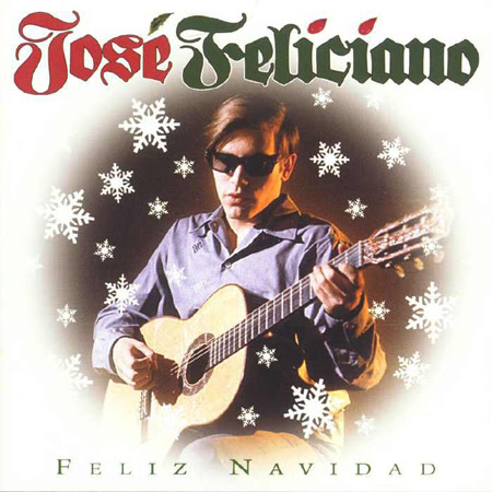 Jose Feliciano - Feliz Navidad Lyrics