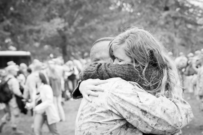 Military homecoming from Julie Gayler Photography