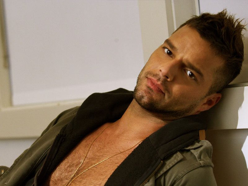 The most beautiful people on earth ricky martin - Antonio martin morales ...