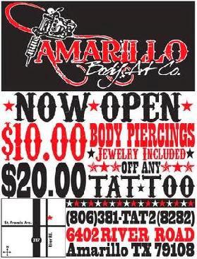 Classic   Amarillo Body Art By Misty Grunow misama79 on Myspace