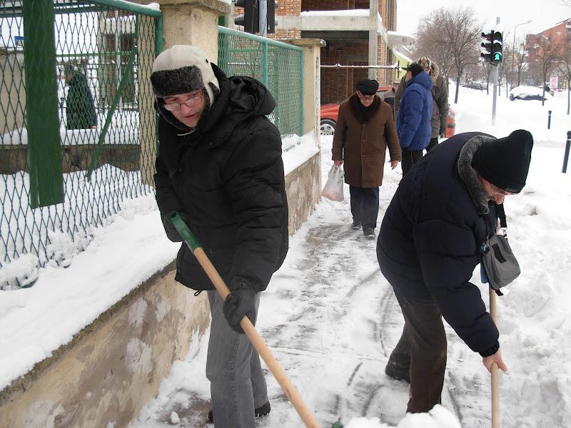 Čišćenje snega