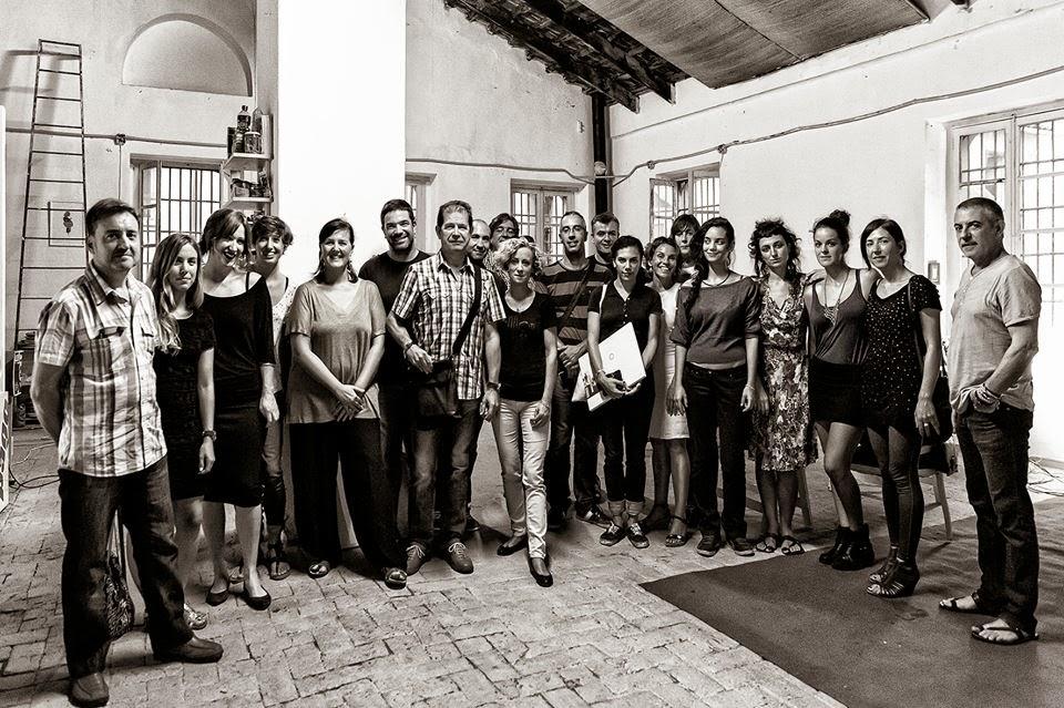 artistas participantes, Arte Open Views ,foto de Salva Alvaro Nebot