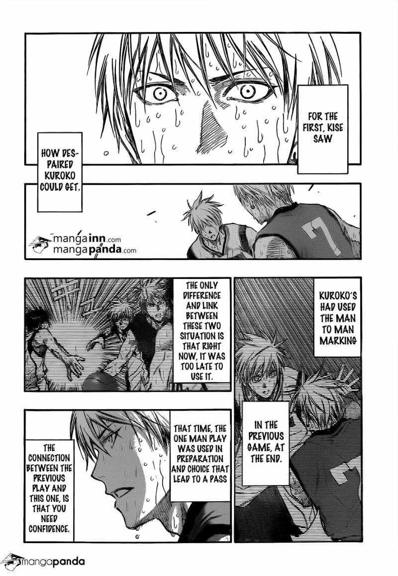 Kuroko no Basket Manga Chapter 201 - Image 02