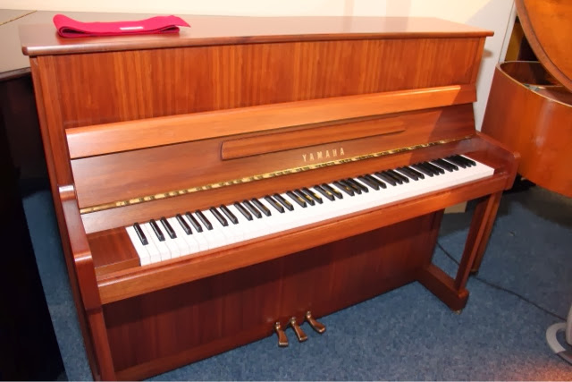 New and used yamaha pianos for sale yamaha uprights for Yamaha piano upright