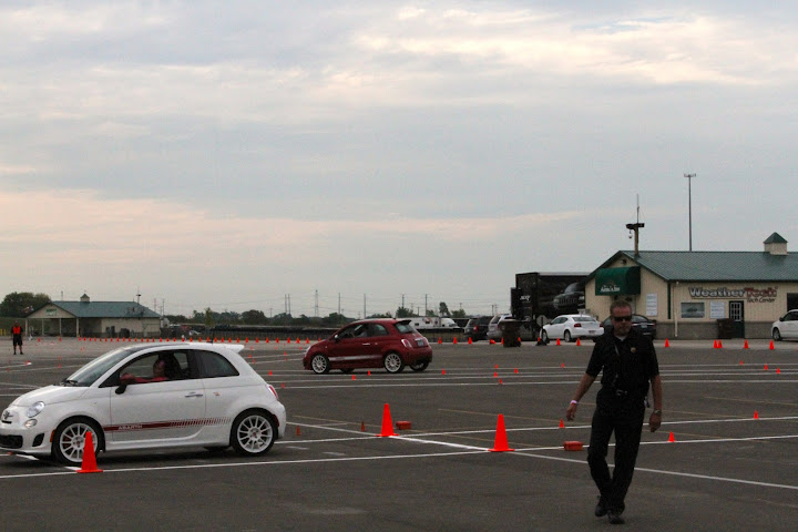 ABARTH Driving Experience - Autobahn Country Club Joliet, IL - 8/9