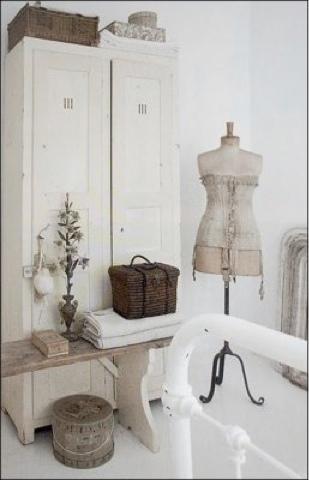 Claves para decorar con estilo vintage vintage home style - Objetos vintage para decorar ...