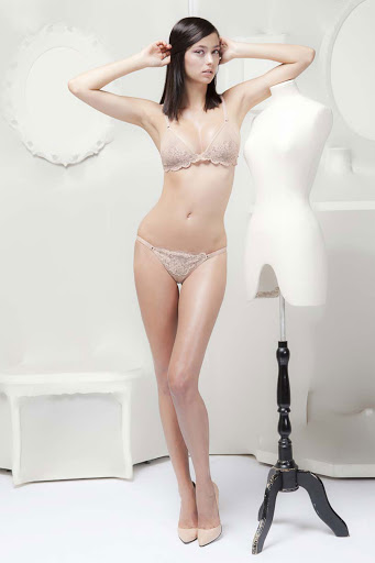 Jean Paul Gaultier For La Perla Lingerie 2011 Collection