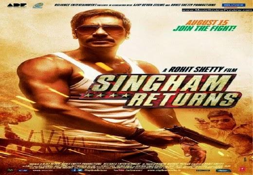 مشاهدة فيلم Singham Returns مترجم اون لاين بجودة BluRay
