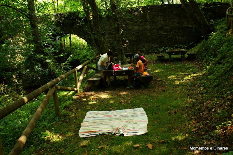 Taramundi, picnic