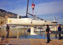 J/70 russia launch at Monte Carlo, Monaco