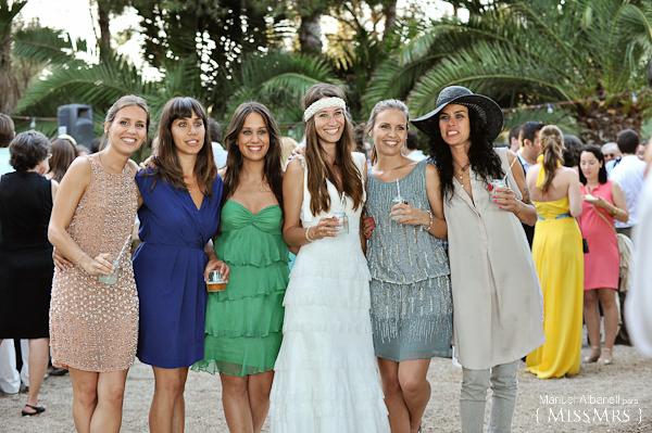 Vestidos boda informal invitada