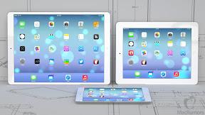 12.9 inch iPad Concept Design CiccareseDesign