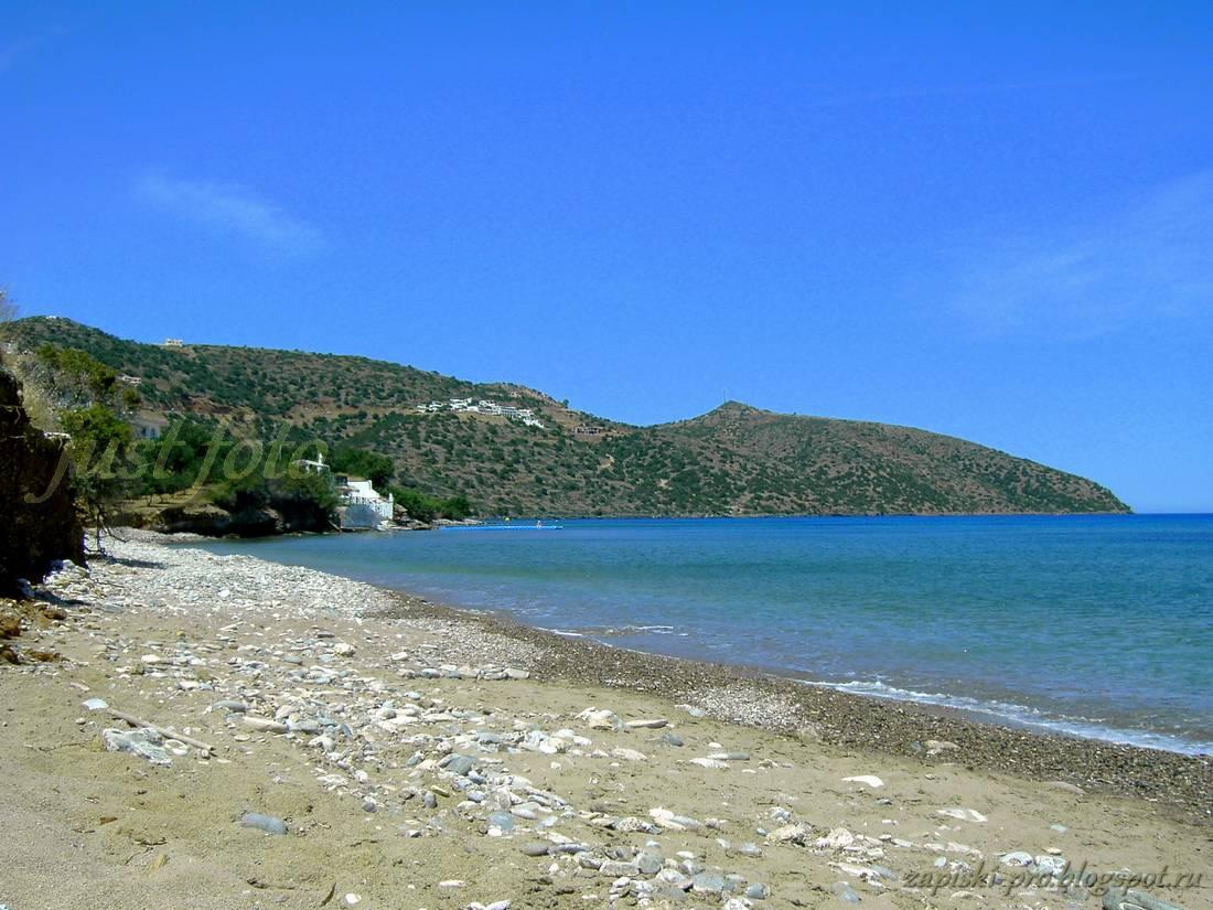 Пляжи Крита - залив Мирабелло