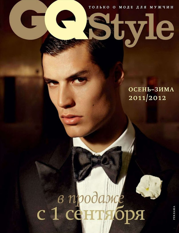 Emilio Flores @ Sight/Soul for Russian GQ Style, F/W 2011-12. Photographer TBD