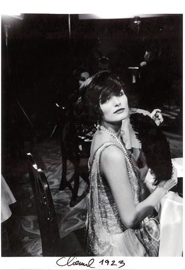 Coco Chanel cosmetics