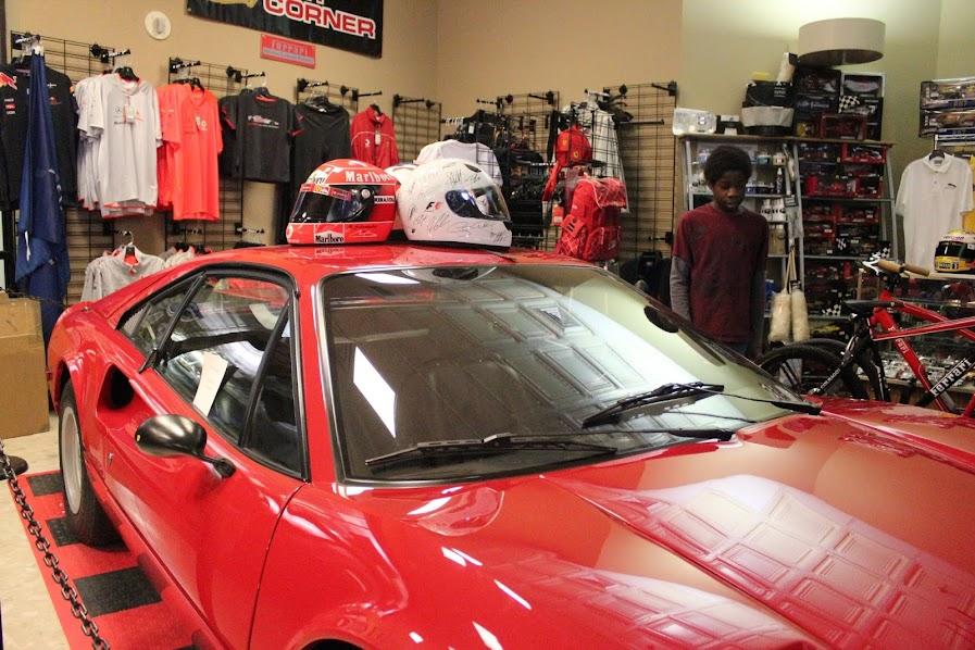 Ferrari at The Briar & The Burley
