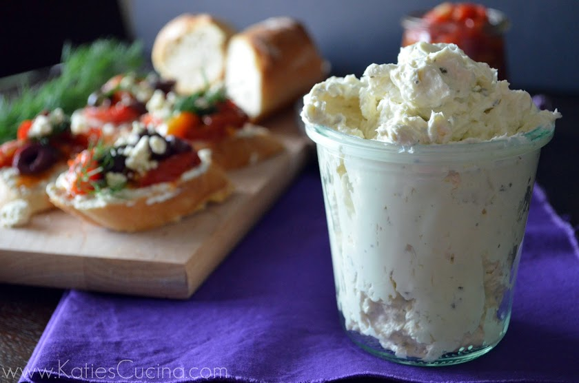 Garlic & Herb Whipped Feta