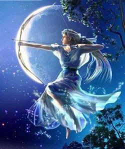Diana Selene Celeste Diana+diosa+de+la+caza+