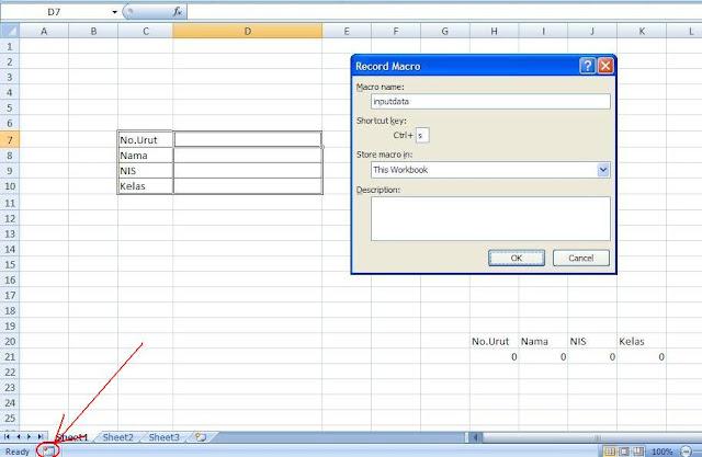 27+ Cara Membuat Database Dengan Excel paling mudah