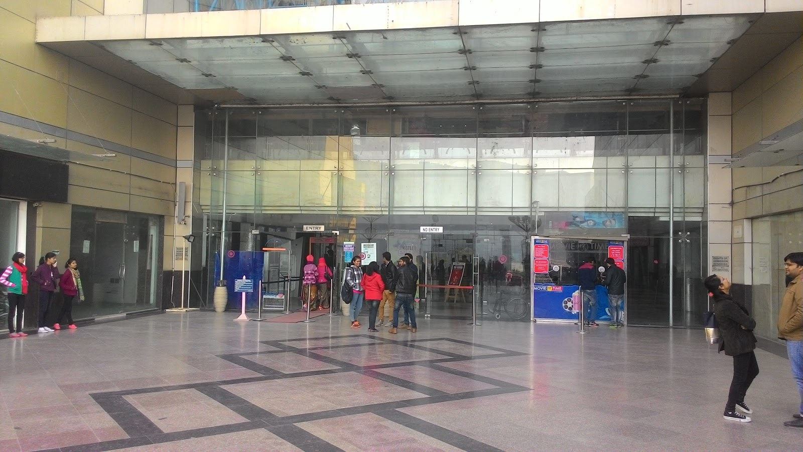 Movietime Cinemas (West Gate Mall)