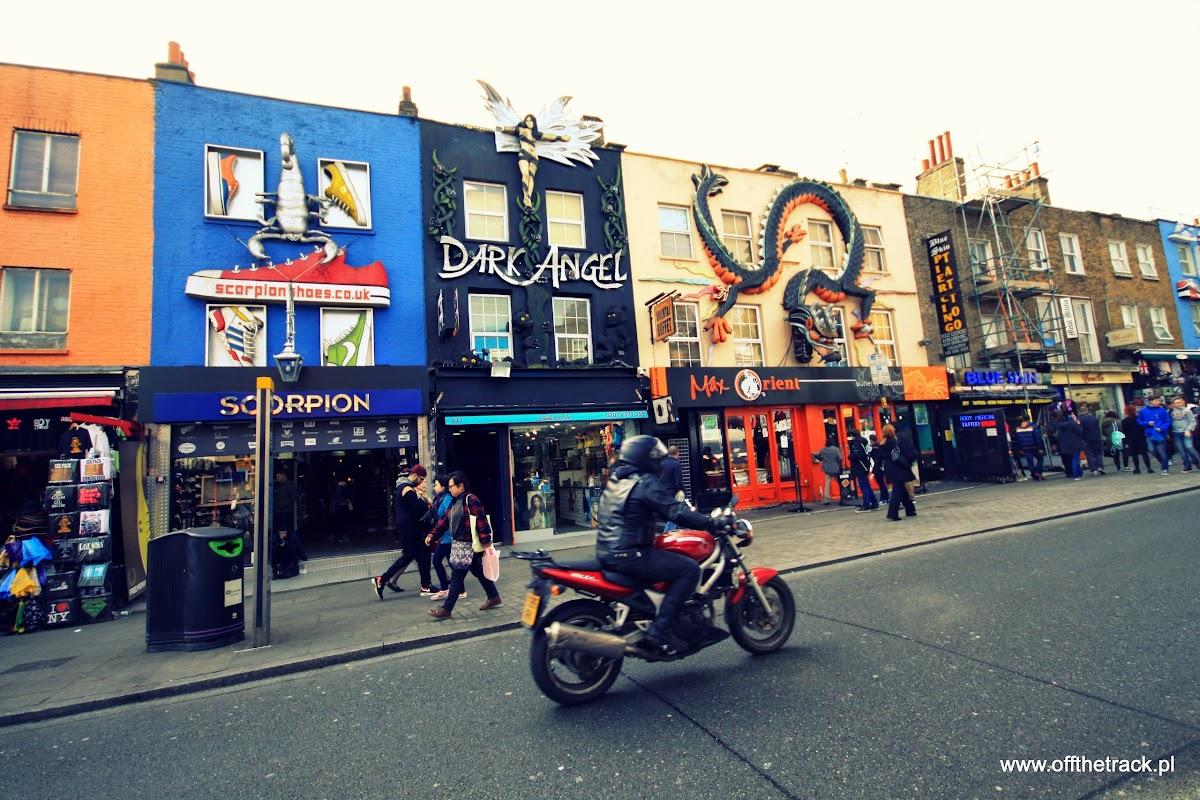 Camden Londyn