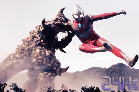 24hphim.net Goldras v Ultraman Tiga Siêu nhân Ultraman Tiga
