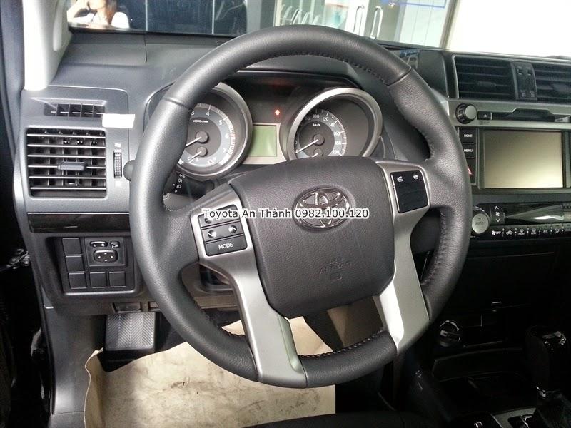 Khuyến Mãi Giá Bán Xe Toyota Land Prado 2015 Nhập Khẩu 06