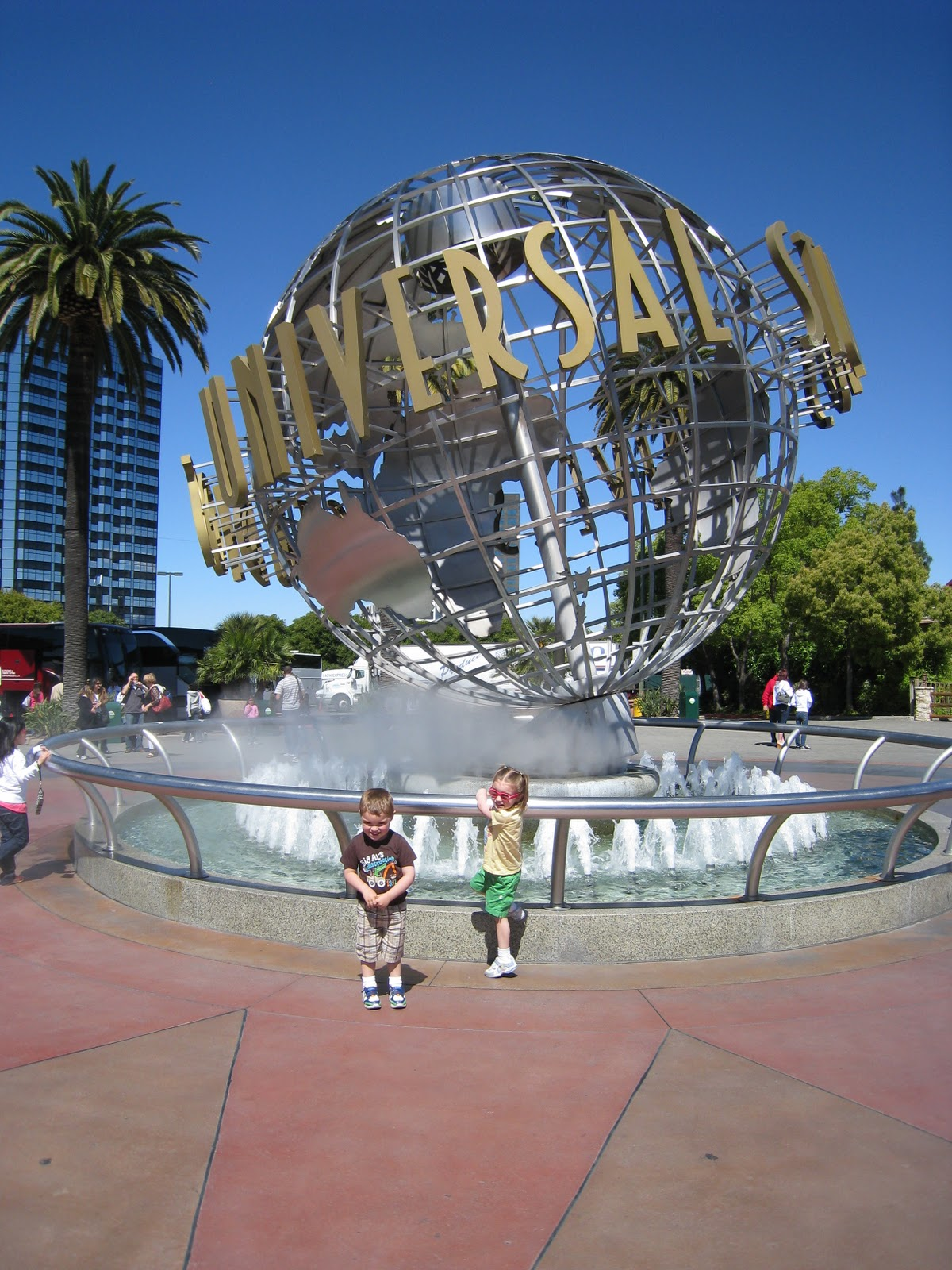 Its Fun 4 Me California Vacation Universal Studios