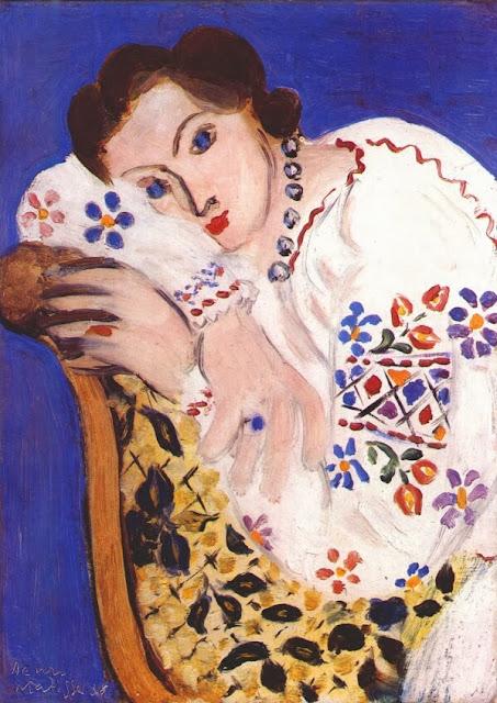 Henri Matisse - Peasant Blouse 1936
