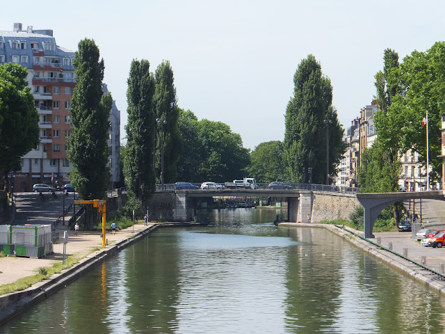 Bassin y parque de la Villette, París, Elisa N, Blog de Viajes