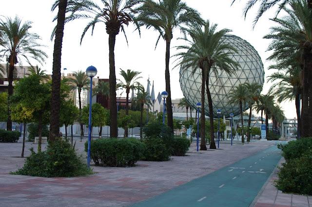 Blog de voyage-en-famille : Voyages en famille, Séville, sur les bords du Guadalquivir