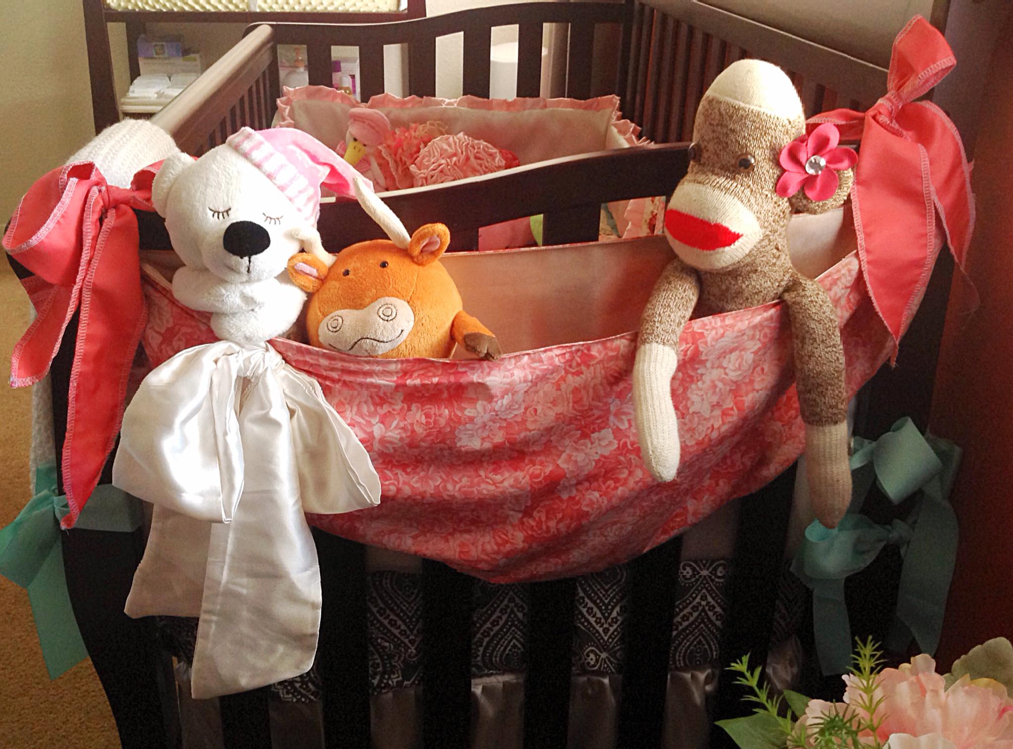 Toy/Storage Hammock & Sew Much More than Rubies: Toy/Storage Hammock
