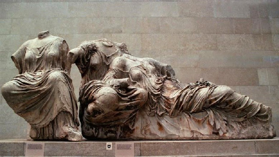 Southern Europe: UNESCO referees return of Parthenon Sculptures