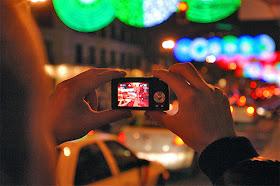 Fechas y horarios del alumbrado navideño 2012-2013 en Madrid