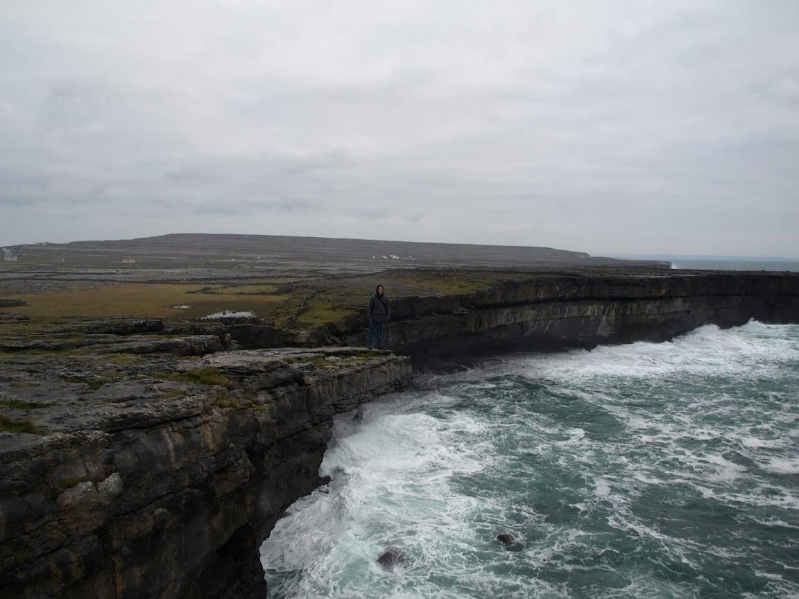 Dun Aonghasa, Inis Mor, Aran Islands, Ireland