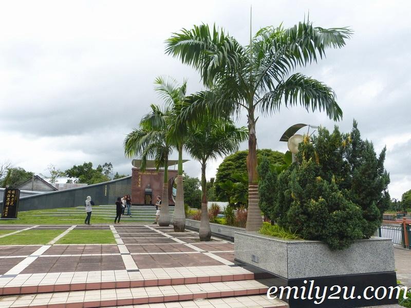 Wong Nai Siong Memorial Park Sibu Sarawak