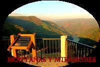 Montes y Miradores de Galicia