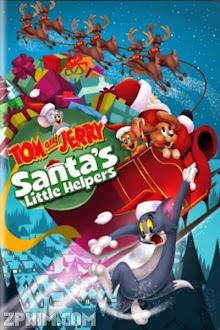 Tom Và Jerry: Người Làm Của Ông Già Noel - Tom and Jerry: Santa's Little Helpers (2014) Poster
