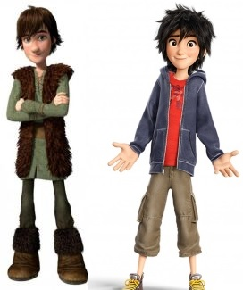 Hiccup vs Hiro