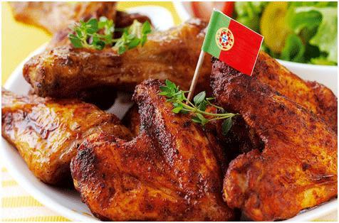 Chicken with Piri Piri Sauce
