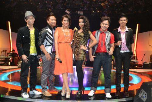 finalis bintang RTM 2012