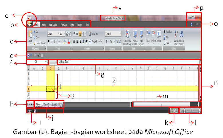 Dasar Dasar Microsoft Excel 2007 Free Learning