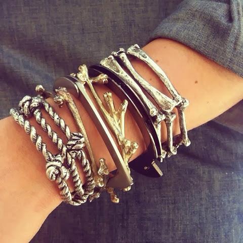 bracelets tendance pas cher