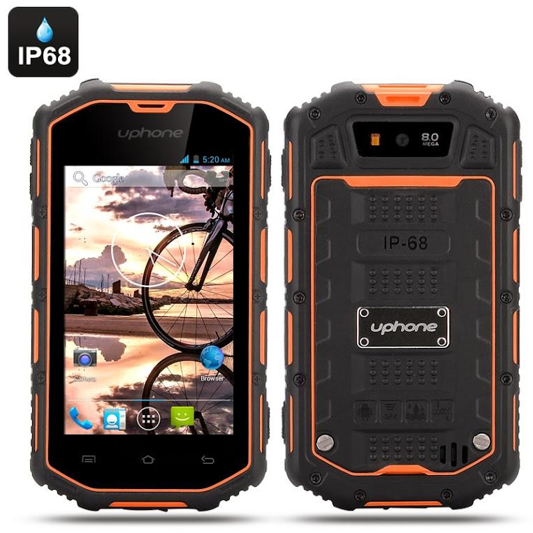 Smartphone Robusto Resistente Telefoni Impermeabili