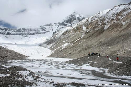 Долина Смерти, Тибет