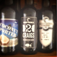 2 Craigs unstout by Cromarty Brewing
